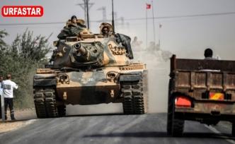 Erdoğan Urfa sınırını işaret etti...