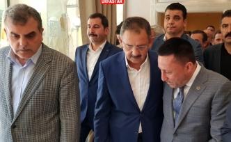 Özhaseki, Urfa'da CHP'ye çattı!