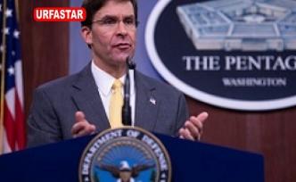 ABD YPG'yi savunma ısrarına devam ediyor
