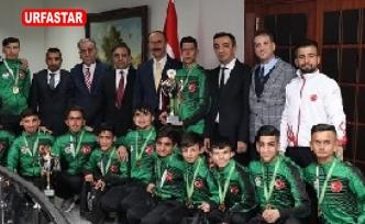 Suruç Türkiye şampiyonu
