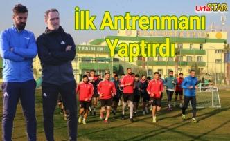 Urfaspor Cüneyt Biçer'le anlaştı!