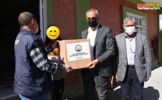Hilvan Belediyesi'nden Çölyak hastalarına yardım