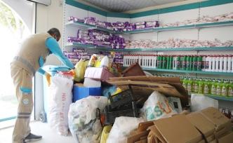 Haliliye'de tonlarca atık geri dönüşüme kazandırıldı