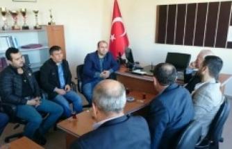 Lapseki Meslek Yüksek Okulu Müdürlüğüne Engin Gür Atandı