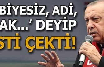 Erdoğan Komşu'da konuştu...