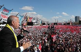 Erdoğan önemli mesajlar verdi...