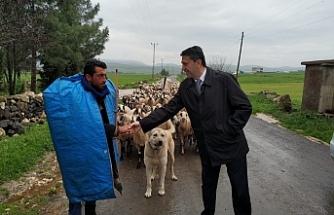 Hekimoğlu Kırsaldan destek istedi...