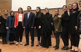 KADEM Urfa'da topluma yarar sağlamaya devam ediyor