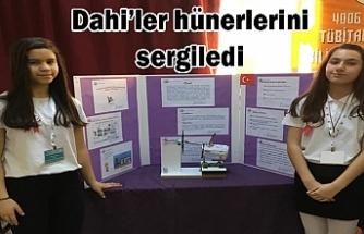 Osman Ertörer okulunda bilim fuarı açıldı