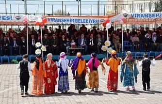 Viranşehir'de heyecan yüksekti...