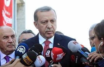 Erdoğan'dan Binali Yıldırım açıklaması…