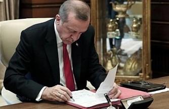 Erdoğan imzaladı! Çok sayıda atama gerçekleşti