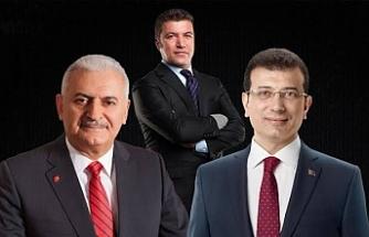 İstanbul'un adayları canlı yayında kozlarını paylaştı