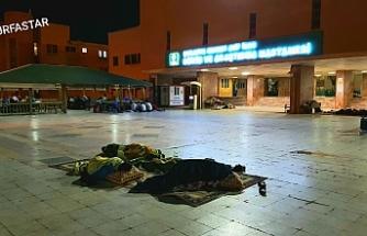 Urfa'da hastane palas sezonu açıldı!
