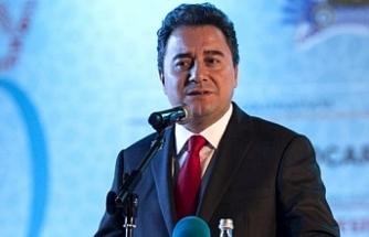 Babacan'ın istifası sonrası AK Parti'den açıklama