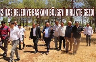 Viranşehir'de bir proje hayata geçirilecek...