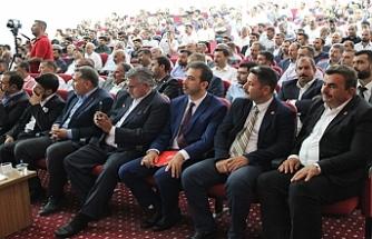 Yeni Refah Partisi'nde il divan toplantısı yapıldı
