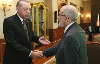 Erdoğan Karamollaoğlu'na teklif sundu!