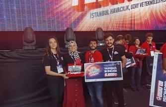 HRÜ Teknofestte 2. Oldu