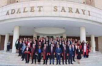 Yeni adli yıl Urfa'da kutlandı