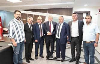 Büyükşehir'de Daire Başkanı İstifa Etti