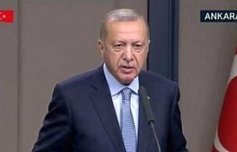 Erdoğan son rakamı açıkladı