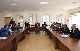 Hilvan Belediye Meclis üyelerinden 'Barış Pınarı Harekâtı'na Destek