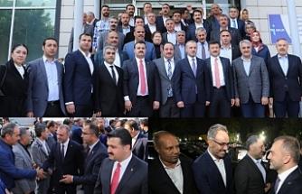 AK Partili Başkanlar Urfa'da neler yaptı!