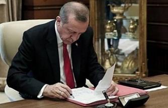 Erdoğan atama kararlarını imzaladı