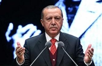 Erdoğan noktayı koydu hayatın yalan dedi