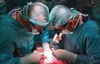 Organları can kurtardı