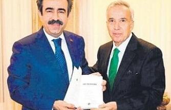 Donat Güzeloğlu ile buluştu