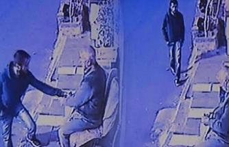Siverek'te yaşanan gasp olayında hırsız tutuklandı
