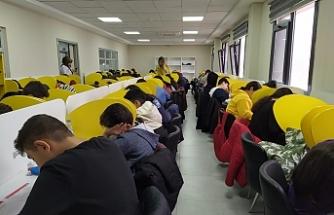 Bursluluk sınavında Kültür Koleji'ne yoğun ilgi