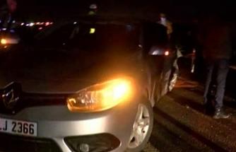 Diyarbakır Urfa yolunda kaza: 8 yaralı