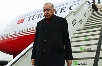 Erdoğan deprem bölgesinde