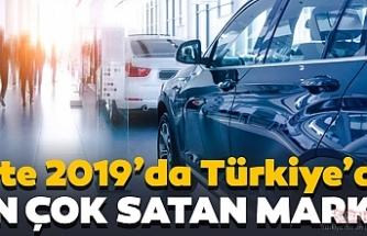 Hangi otomobil kaç adet sattı! İşte 2019 rakamları...