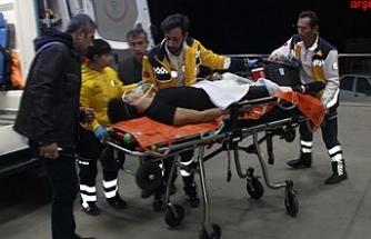 Urfa'da binaya girerek kendini vurdu!