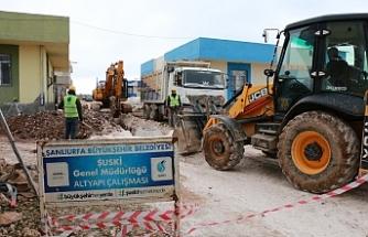 Viranşehir'de o proje başladı...