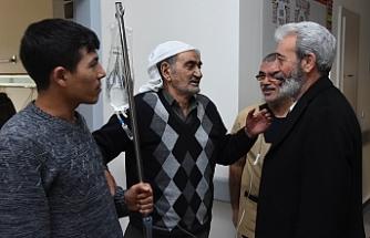 Başkan Aydın, Vatandaşın takdirini alıyor