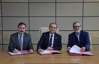 Urfa'da gençler için 3 protokol imzalandı