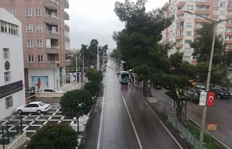 Polis ve Jandarma Anonsuyla Urfalılar Eve Kapandı