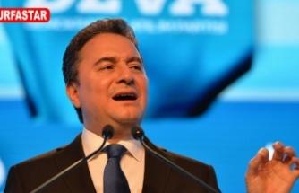 Babacan, seçimi kazanırsa mecliste yapacağı ilk icraati açıkladı