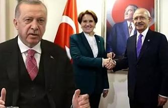 Erdoğan'dan iki lidere tarihi gönderme!