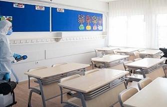 Okullarda alınacak virüs önlemleri belli oldu
