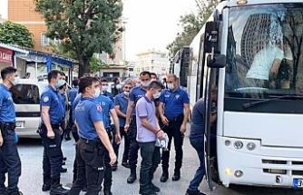 Urfa'ya sıçrayan dev operasyonda 135 kişi gözaltına alındı