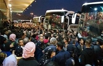Urfa'da asker uğurlaması yasaklandı