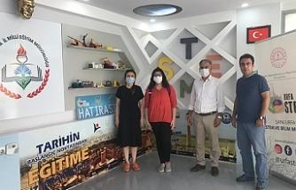 Urfalı öğrenci, Türkiye 3'üncüsü oldu