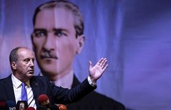 CHP'den Muharrem İnce ile ilgili Urfa detayı...