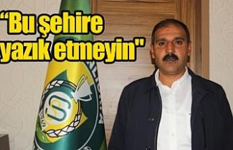 Emin Yetim'den flaş Urfaspor açıklaması...